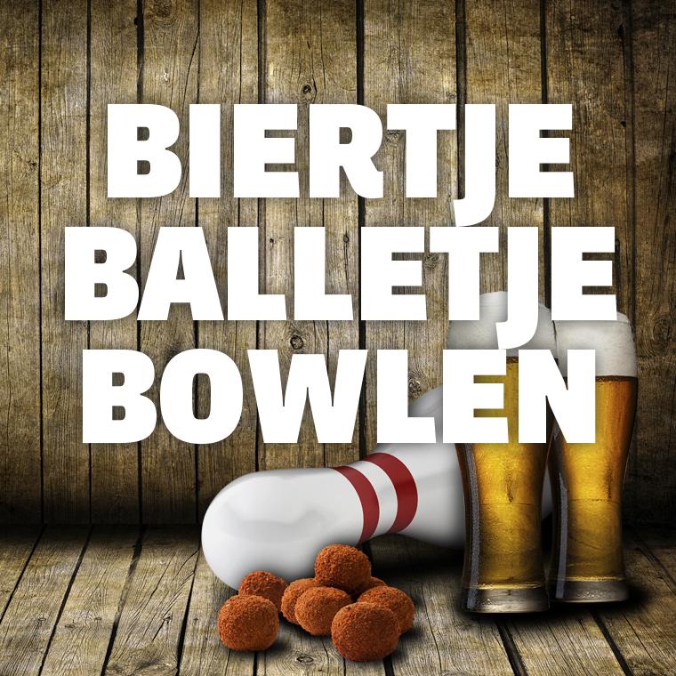 Biertje Balletje Bowlen